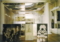 Richard Hamilton's Man, Machines, and Motion