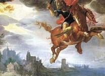 Joachim Wtewaal, Perseus Rescues Andromeda, 1611