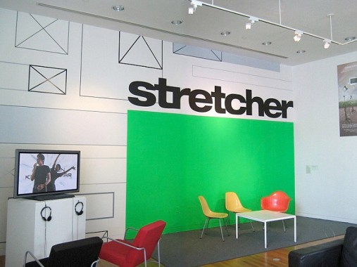 Stretcher_GreenRoomNow_2005